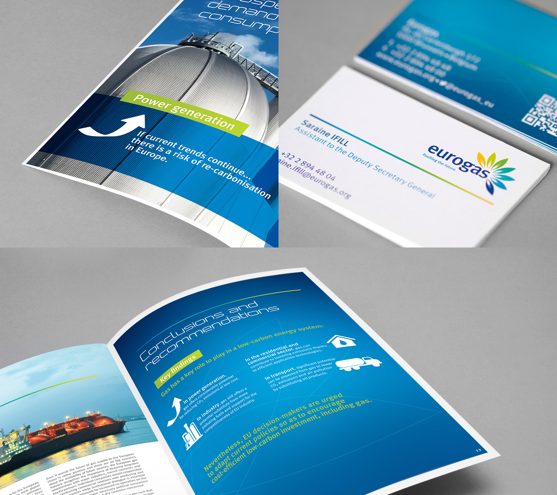Case Study: Eurogas - 04