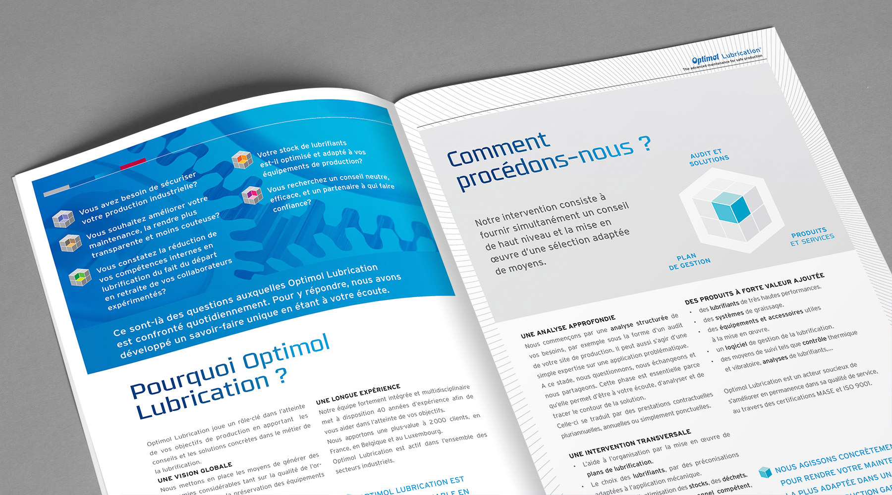 Case Study: Optimol Lubrication 05