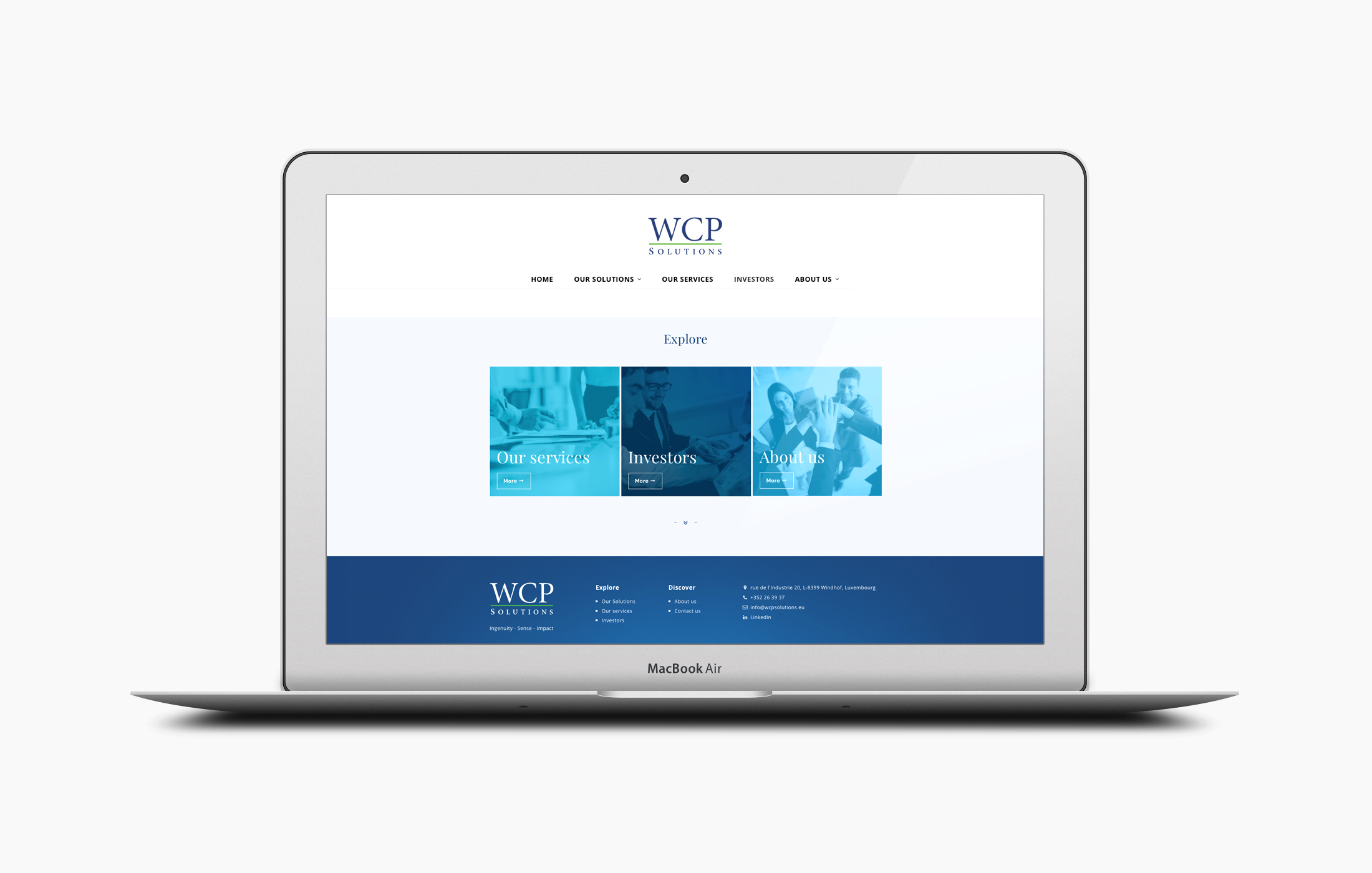 Case Study: WCP - 01