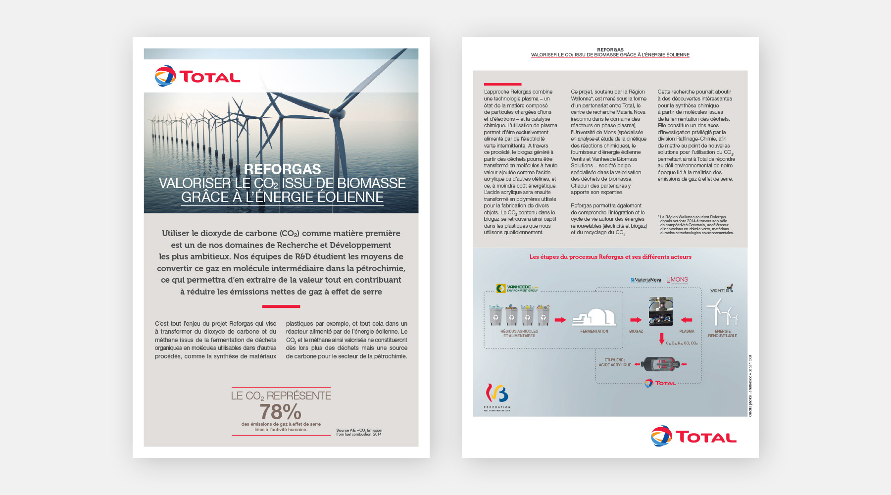 Case Study: Total Petrochemicals - 03